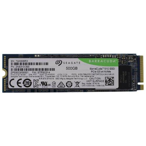 Твердотельный накопитель Seagate 500 GB (ZP500CM3A001)