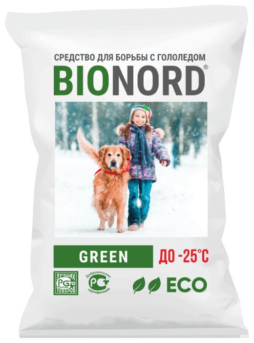 Противогололедный реагент Bionord Green