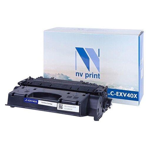 Фото - Картридж NV Print C-EXV40X для Canon, совместимый картридж nv print nv 054hm для canon совместимый