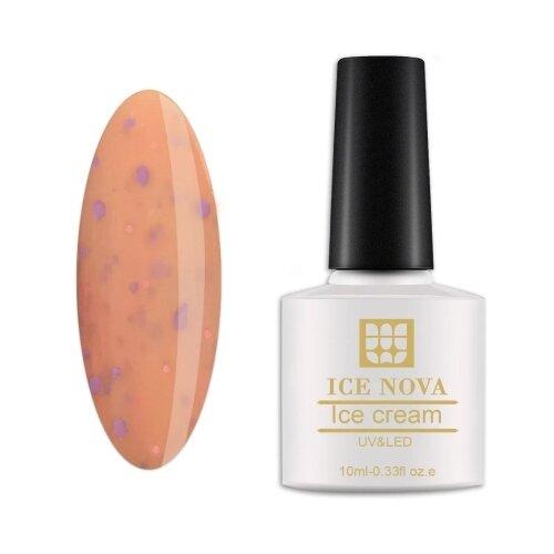 Купить Гель-лак для ногтей ICE NOVA Ice Cream, 10 мл, 002