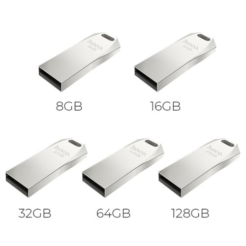 Фото - Флеш-накопитель Hoco UD4 8GB флеш накопитель hoco ud6 8gb