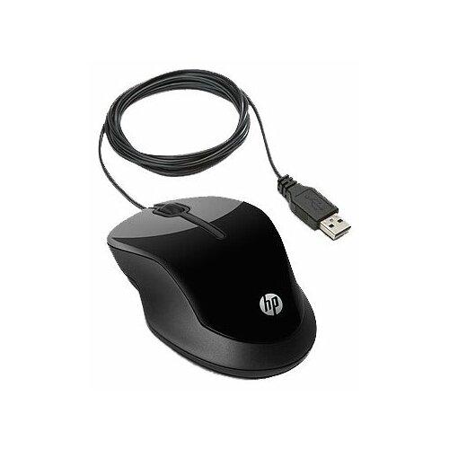 Мышь HP H4K66AA Black-Silver USB