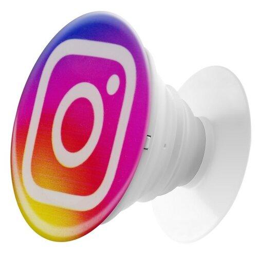 Krutoff / Пластмассовый держатель Krutoff для телефона Попсокет (popscoket) Instagram держатель krutoff xpo17 17096