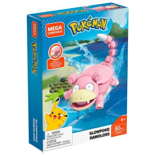 Конструктор Mega Construx Pokemon GDW31 Слоупок