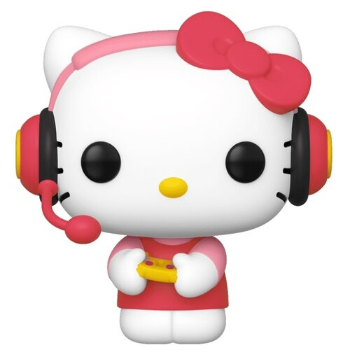 Фото - Фигурка Funko POP! Hello Kitty: Gamer Hello Kitty 41050 пижама hello kitty 2015