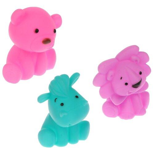 Купить Игрушка для ванной Toys Друзья (Y24093013) разноцветный, Игрушки для ванной