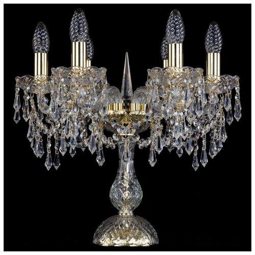 Настольная лампа Bohemia Art Classic 12.23.6.141-37.Gd.Dr, 240 Вт настольная лампа bohemia art classic 11 23 12 23 3 141 37 br dr