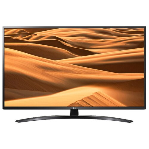 Фото - Телевизор LG 43UM7450 43 (2019) черный телевизор lg 32lk510bpld черный