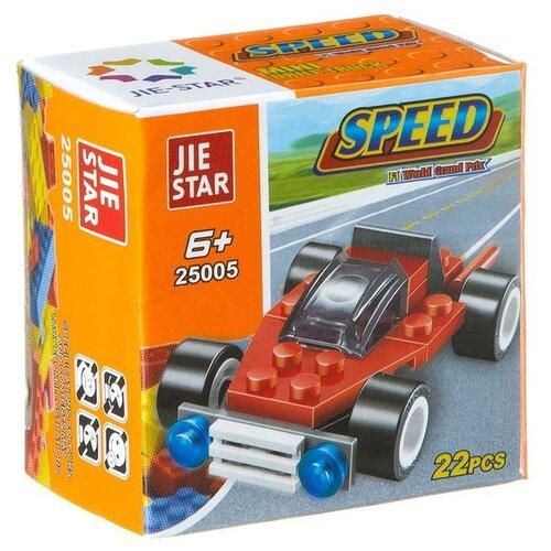 Конструктор Jie Star Speed 25005 элемент салона ling jie scirocco oem