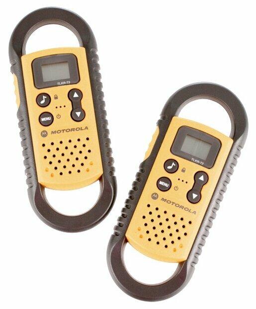 Рация Motorola TLKR-T3