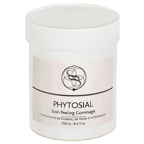 Phytosial Пилинг-гоммаж Soin Pilling Gommage с экстрактом женьшеня, винограда и эхинацеи 250 мл christina пилинг гоммаж с витамином е 250 мл