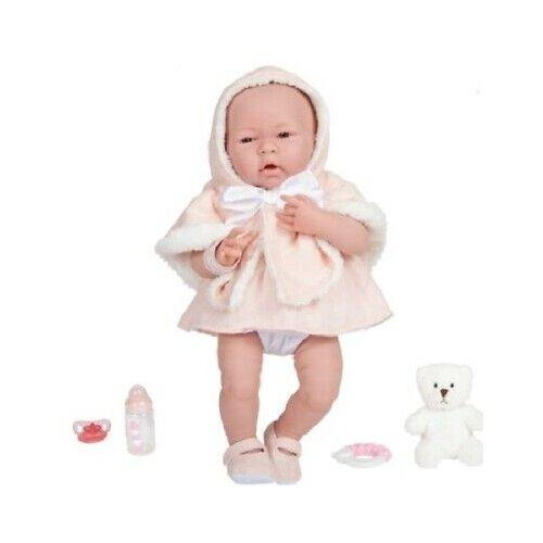 Купить Пупс JC Toys BERENGUER Newborn, 38 см, JC18065, Куклы и пупсы