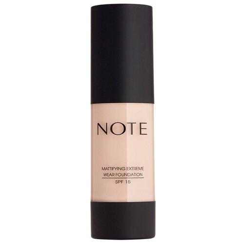 Купить Note Тональный крем Mattifying Extreme Wear Foundation, 35 мл, оттенок: 103 pale almond