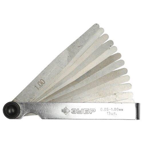Измерительные щупы ЗУБР Мастер 4325-H13 серебристый