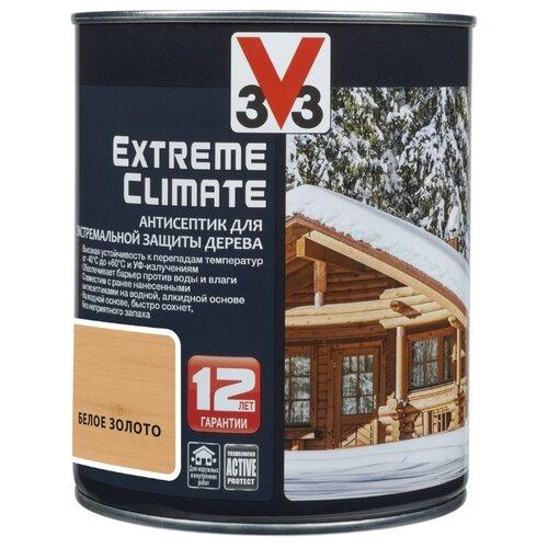 V33 Extreme Climate белое золото 0.9 л