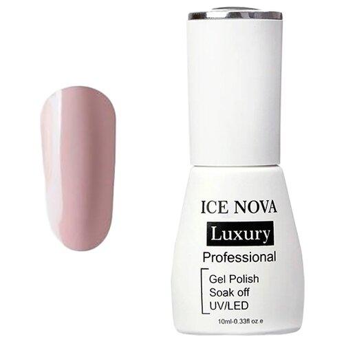 Купить Гель-лак для ногтей ICE NOVA Luxury Professional, 10 мл, 007 salmon