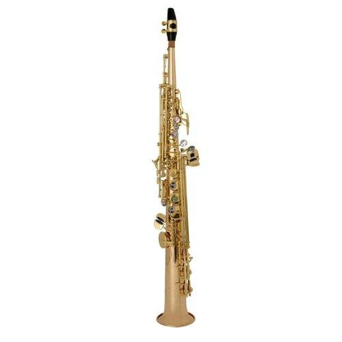 Саксофон сопрано John Packer JP243 золотой лак Bb
