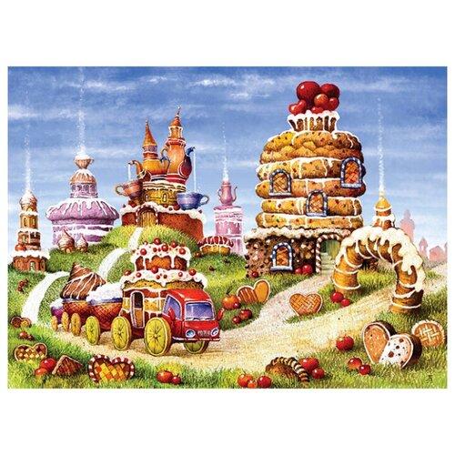 Wooden Puzzles: Бисквитные горки – Новое издание