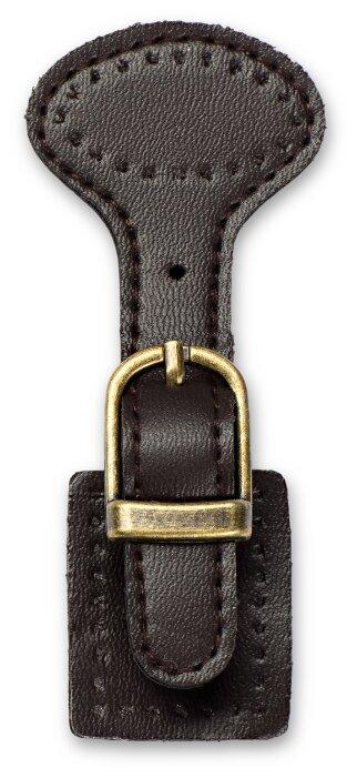 Prym Застёжка кожаная с магнитной кнопкой