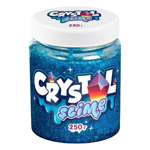 Купить Жвачка для рук SLIME Crystal голубой, Игрушки-антистресс