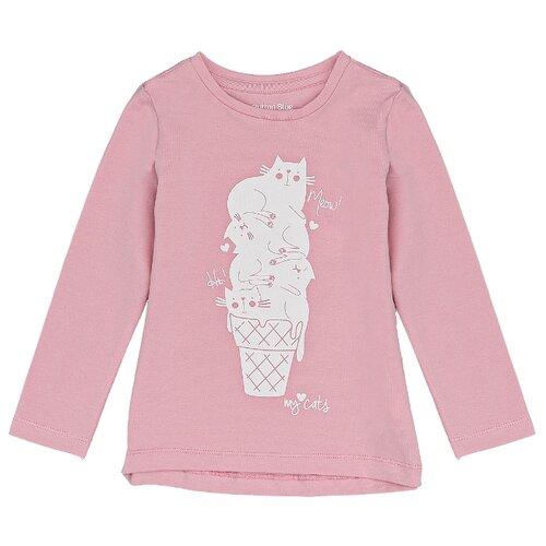 Купить Лонгслив Button Blue размер 158, розовый, Футболки и майки