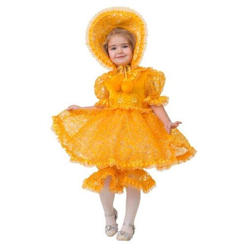 Купить Костюм Батик Солнышко (5140), желтый, размер 134, Карнавальные костюмы