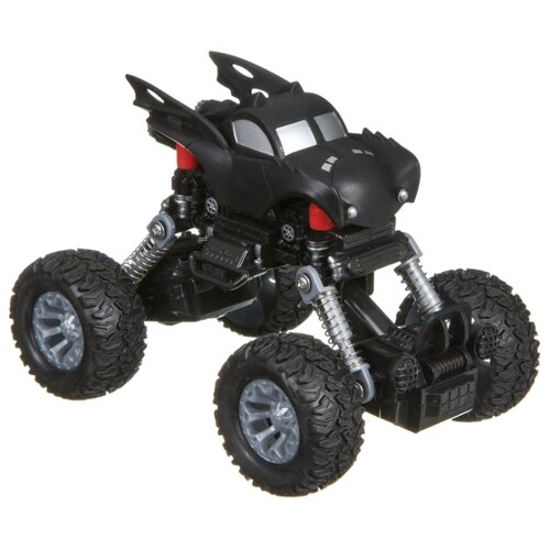 Купить Монстр-трак BONDIBON Парк техники (ВВ4576) черный, Машинки и техника