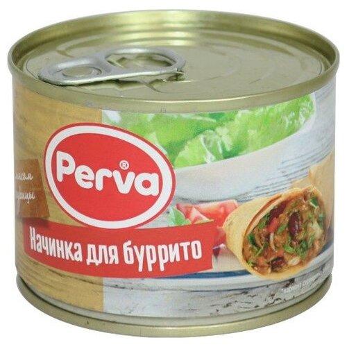 Perva Начинка для буррито куриная 180 г