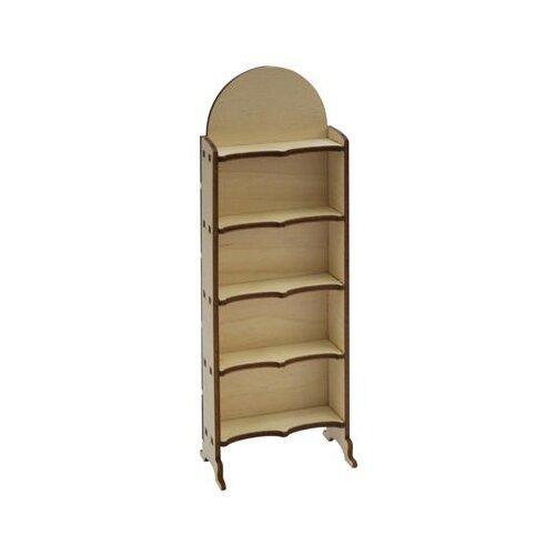 Купить Astra & Craft Деревянная заготовка для декорирования Стеллаж L-510 береза, Декоративные элементы и материалы