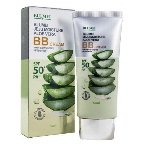 Blumei BB крем с экстрактом алоэ, SPF 50, 50 мл