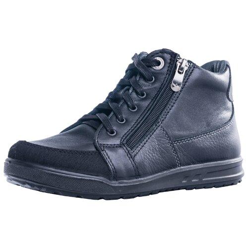 Ботинки КОТОФЕЙ размер 33, черный
