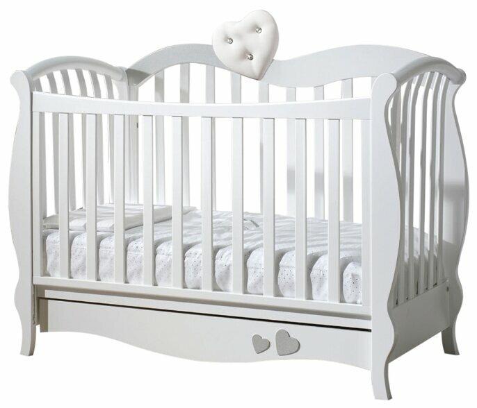 Кроватка Baby Italia Grace