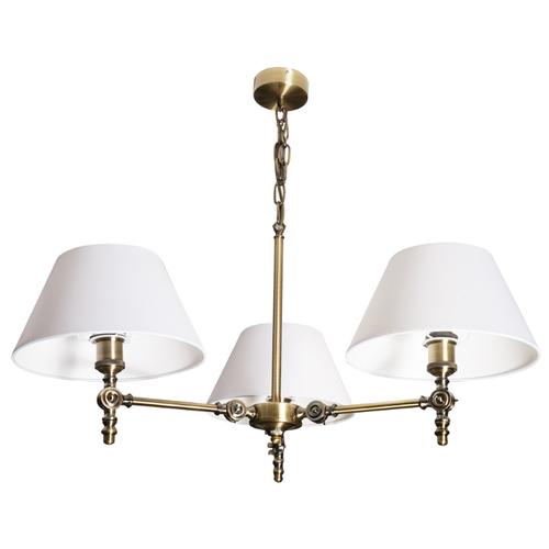 Люстра Arte Lamp Orlando A5620LM-3AB, E27, 180 Вт
