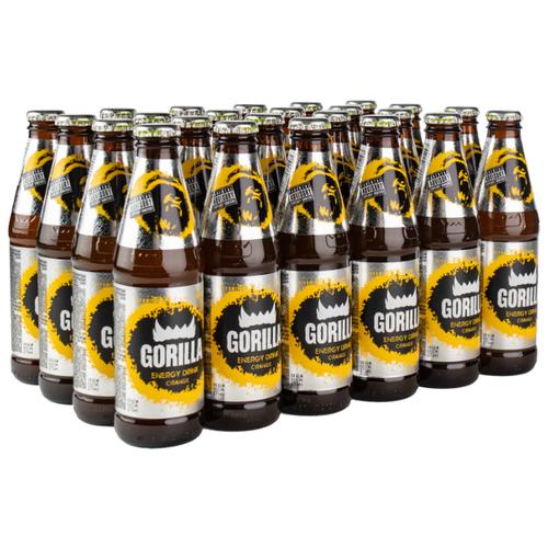 Энергетический напиток Gorilla Orange 0.275 л 24 шт..