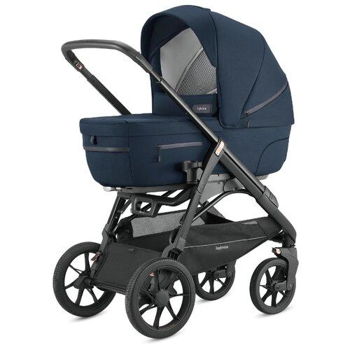 Купить Универсальная коляска Inglesina Aptica XT (3 в 1, с подставкой для люльки) polar blue, Коляски