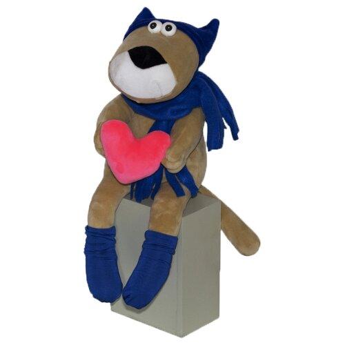 Фото - Игрушка-антистресс Штучки, к которым тянутся ручки Кот Виталя 45 см игрушка антистресс штучки к которым тянутся ручки кисонька голубая 30 см
