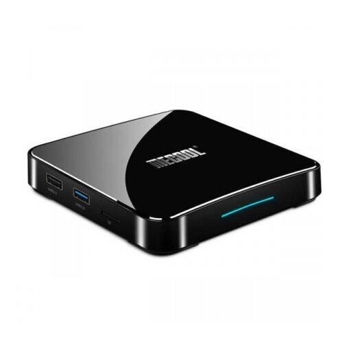 Андроид ТВ приставка DGMedia KM3 ATV 4/64 GB S905x2
