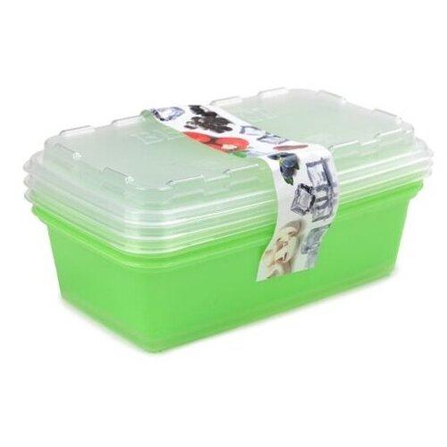 BEROSSI Набор контейнеров для заморозки