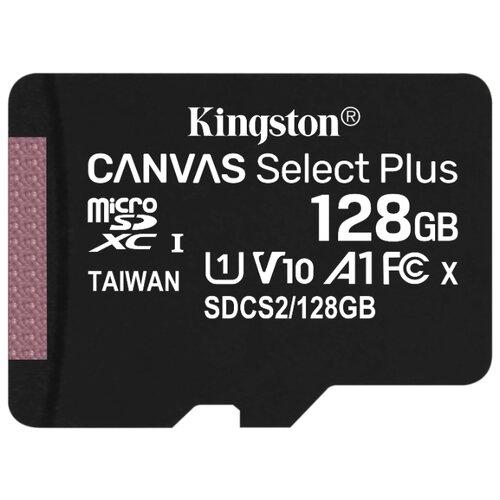 Карта памяти Kingston SDCS2/128GBSP