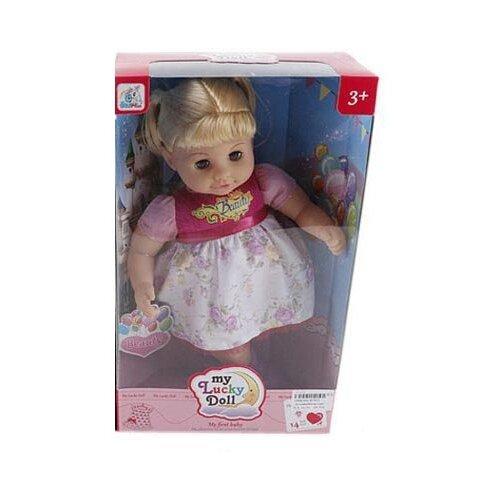 Кукла Shantou Gepai My Lucky Doll блондинка, блондинка/87011
