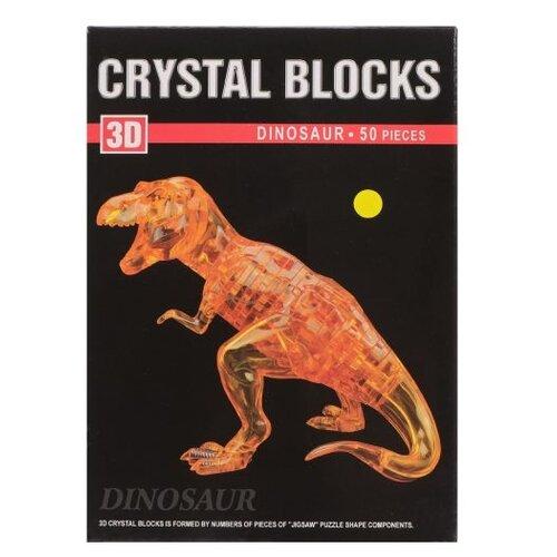 Пазл 3D Наша Игрушка Динозавр (200310181) фигурка наша игрушка динозавр 66005