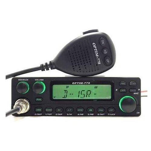Автомобильная радиостанция Optim 778 v.4 (E20)