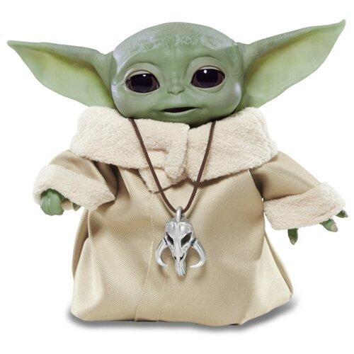 Купить Интерактивная игрушка Star Wars: The Mandalorian – The Child Animatronic Edition (18 см), Hasbro, Игровые наборы и фигурки