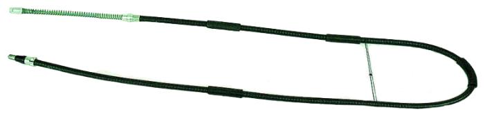 Трос стояночного тормоза задний ДААЗ 21080-3508180-10 для LADA (ВАЗ)