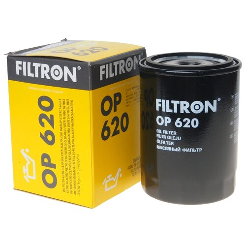 Масляный фильтр FILTRON OP 620 масляный фильтр filtron op 629