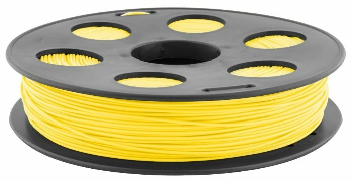 ABS пруток BestFilament 1.75 мм жёлтый