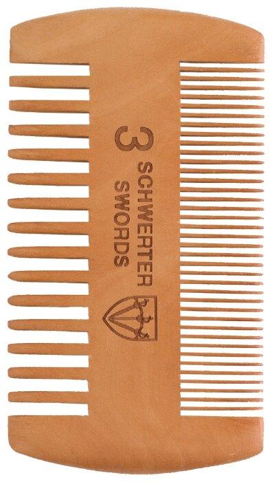 Расческа для бороды Drei Schwerter SB-Basic Line