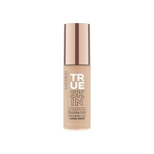 CATRICE Тональный крем True Skin Hydrating Foundation, 30 мл, оттенок: 020 warm beige
