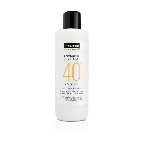 LORVENN Permanent Hair Color Окислительная эмульсия Emulsion Oxycreme, 12%, 1000 мл