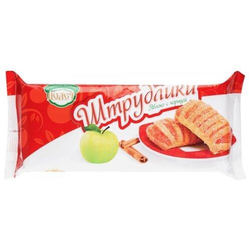 Полет Штрудлики Яблоко с корицей, 200 г батончик злаковый fortuche яблоко с корицей 30 шт по 25 г